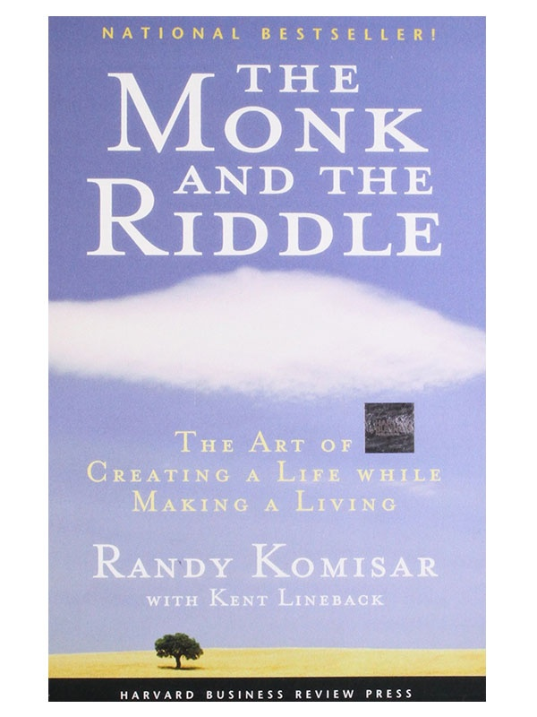the monk not to mention this riddle
